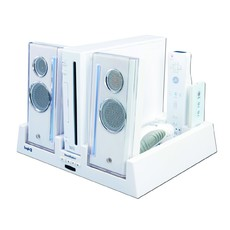 Produktfoto Logic 3 NW880 Soundstation WII White