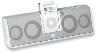 Produktfoto Logitech MM50 Portable Speakers FOR iPod 970173