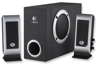 Produktfoto Logitech OEM S200 Black/Silver 2.1