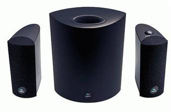 Produktfoto Logitech Soundman X1