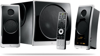 Produktfoto Logitech Z Cinema Advanced Surround Sound System