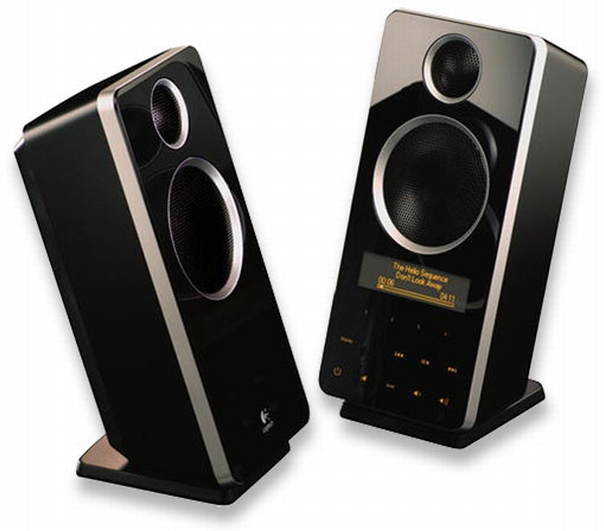 logitech z 10 stereo pc boxen tests erfahrungen im hifi. Black Bedroom Furniture Sets. Home Design Ideas