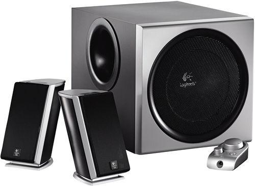 Logitech Z-2300 2.1 PC Lautsprechersystem: Tests & Erfahrungen im ...