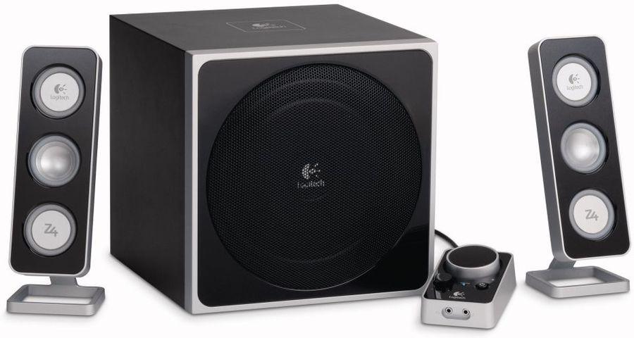 Logitech Z-6 6.6 Speaker System 6.6 PC Lautsprechersystem: Tests