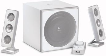 Produktfoto Logitech Z-4I 2.1 Speaker System