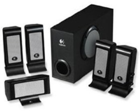 Produktfoto Logitech 970187 S500 Speaker System 5.1