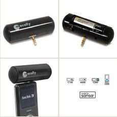 Produktfoto Macally SN-A111 Portable Stereo Speakers FOR Sandisk Sansa