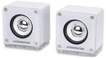 Produktfoto Manhattan 161671 2750 USB Speaker System