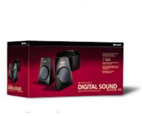Produktfoto Microsoft Digital Sound System 80