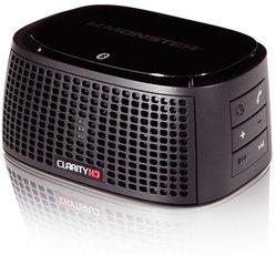 Produktfoto Monster Clarity HD Bluetooth Speaker 100 Black