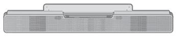 Produktfoto NEC Soundbar 70 Black