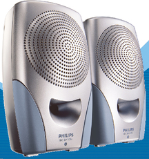 Produktfoto Philips SBC BA 105