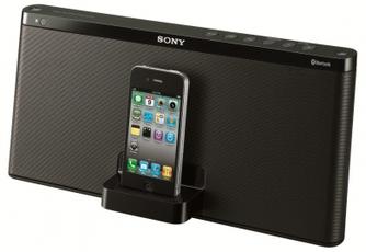Produktfoto Sony RDP-X60IP