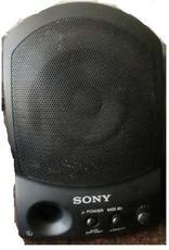 Produktfoto Sony SRS-A 30