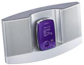 Produktfoto Sony SRS-NWM10 Docking Speaker