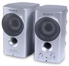 Produktfoto Sony SRS-Z 500 PC