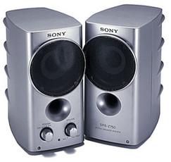 Produktfoto Sony SRS-Z 750 PC