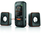 Produktfoto Sony Ericsson MPS-60 Black