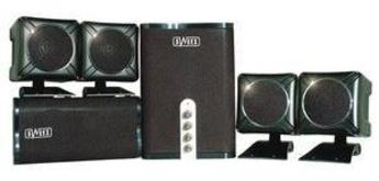 Produktfoto Sweex SP004 5.1 HOME Theater SET