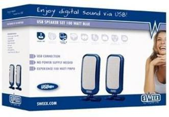 Produktfoto Sweex SP005 USB Speakerset