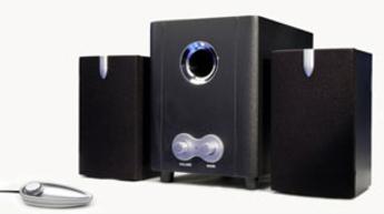 Produktfoto Thrustmaster Sound System 2.1