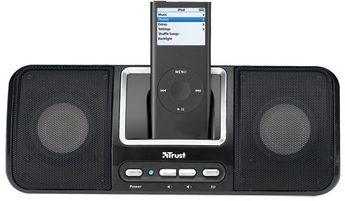 Produktfoto Trust SP-2986BI Portable Sound Station F. iPod Soundforce