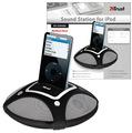 Produktfoto Trust SP-2990BI Sound Station FOR iPod