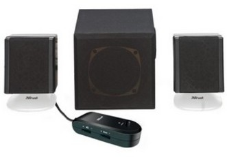 Produktfoto Trust SP-3050 Speakerset 2.1