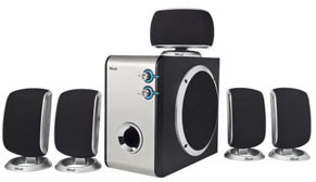 Produktfoto Trust SP-6250K 5.1 Surround Speaker SET 15084