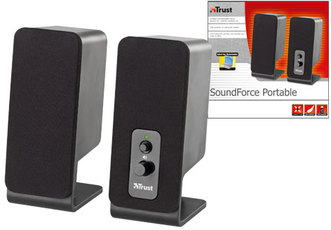 Produktfoto Trust 15924 Soundforce Portable