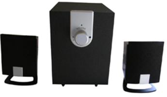 Produktfoto Typhoon 50225 2.1 Sound System