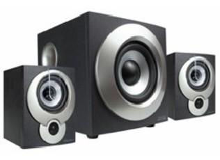 Produktfoto Vivanco 21344 2.1 Speaker System THOR 250P