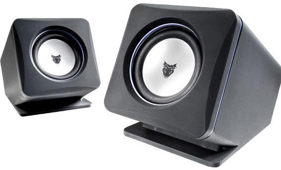 vivanco 27164 bazoo odin mobile ii stereo pc boxen tests. Black Bedroom Furniture Sets. Home Design Ideas