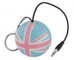 Produktfoto Kitsound Ksmbouj MINI Buddy Pastel Union JACK Speaker