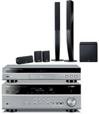 Produktfoto Yamaha BD-PACK 598 (HTR-4065/BD-S673/NS-PA40)