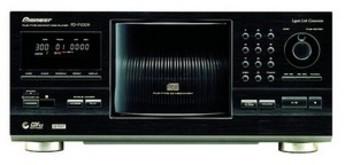 Produktfoto Pioneer PD-F 1009
