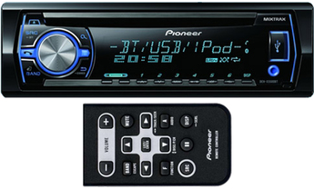 Produktfoto Pioneer DEH-X5500BT