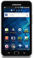 Produktfoto Samsung YP-G70 Galaxy S WIFI 5.0 DAB +