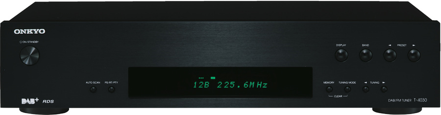 onkyo t 4030 dab dab tuner radio tests erfahrungen im. Black Bedroom Furniture Sets. Home Design Ideas