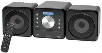 Produktfoto AEG MC 4457 DAB+/Bluetooth