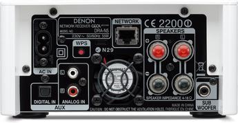 Produktfoto Denon CEOL Piccolo N5WTE2 (DRA-N5/SC-N5)