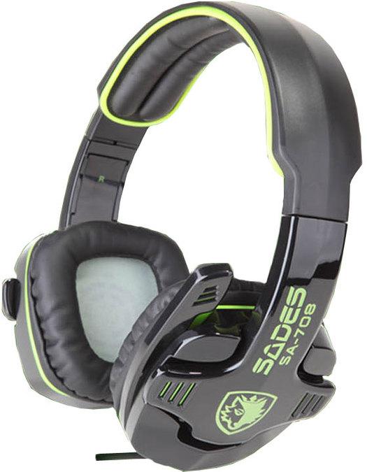 SADES SA 708 Gaming-Headset: Tests & Erfahrungen im HIFI-FORUM