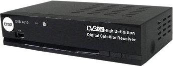 Produktfoto CMX DVB-S2 4610 HD