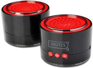 Produktfoto Digitus Bluetooth Stereo BASS
