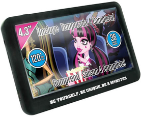 Produktfoto Ingo Monster HIGH Multimedia Player - MHU002D