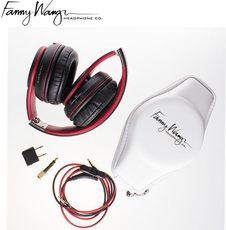Produktfoto Fanny Wang Headphone DJ OVER EAR Wangs 2001