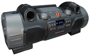 Produktfoto BigBen Interactive Ghetto Blaster CD50
