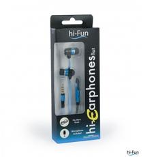 Produktfoto Hi-Fun HI-Earphones FLAT