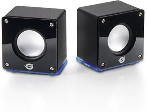 Produktfoto Conceptronic CLLSPK20L (C08-175)PORTABLE Stereo Wooden