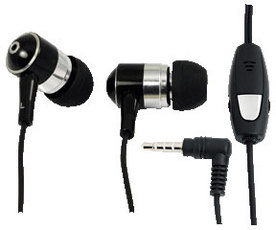 Produktfoto Logilink Stereo Inear Headsets HS0020